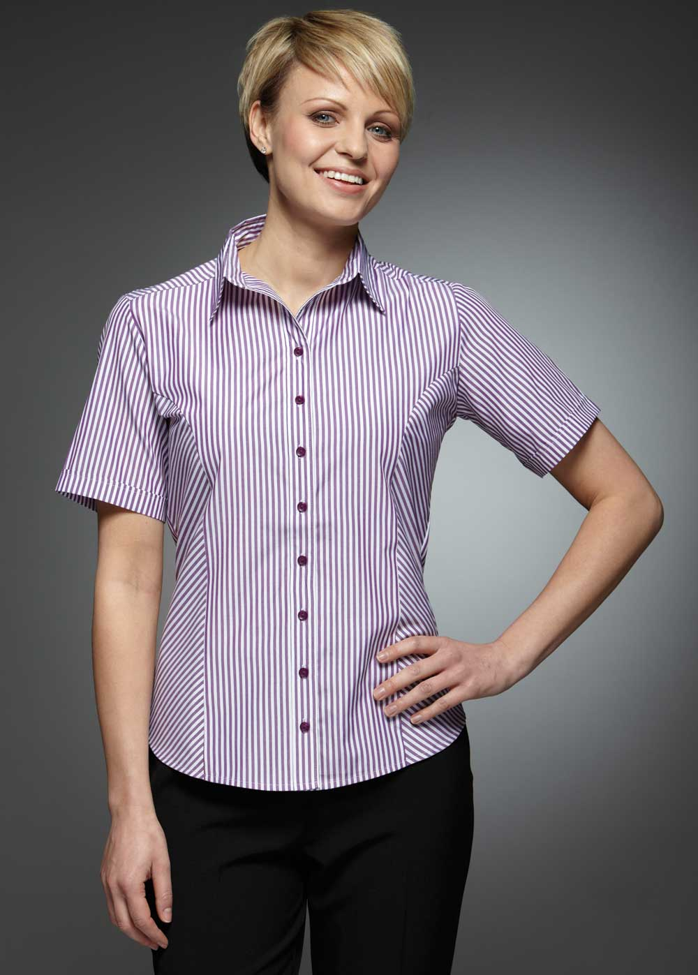 Womens Dress Blouses For Work Anlis