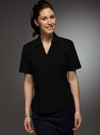 Collection Black Work Shirts Womens Pictures - Reikian