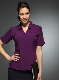 Value Work Uniforms: Plain Blouses